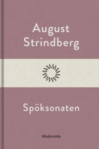 Book cover: Spöksonaten av