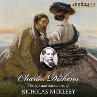 Omslagsbild: The Life and Adventures of Nicholas Nickleby av