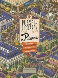 Book cover: Pusseldeckaren Pierre av