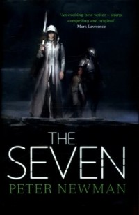 Book cover: The seven av