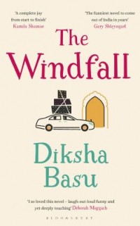 Book cover: The windfall av