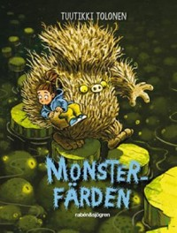 Book cover: Monsterfärden av