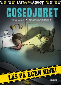 Book cover: Gosedjuret av