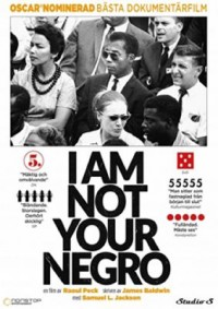 Omslagsbild: I am not your negro av