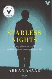 Book cover: Starless nights av