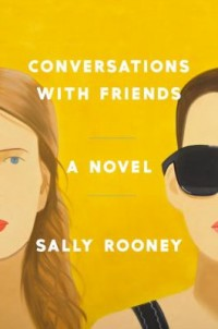 Book cover: Conversations with friends av