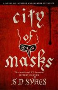 Omslagsbild: City of masks av