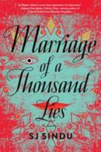 Omslagsbild: Marriage of a thousand lies av