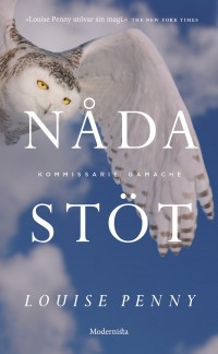 Book cover: Nådastöt av