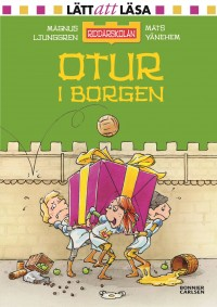 Book cover: Otur i borgen av