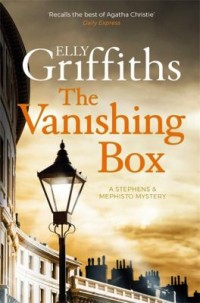 Omslagsbild: The vanishing box av