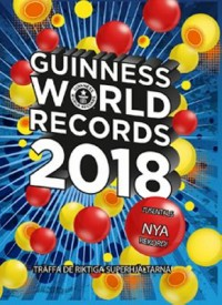 Omslagsbild: Guinness world records av