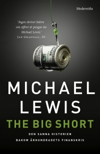 Book cover: The big short av