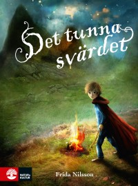 Book cover: Det tunna svärdet av