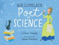 Omslagsbild: Ada Lovelace poet of science av