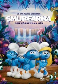 Omslagsbild: The smurfs - The lost village av