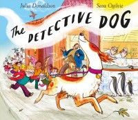 Omslagsbild: The detective dog av