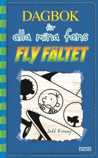Book cover: Fly fältet av