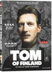 Omslagsbild: Tom of Finland av