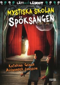 Book cover: Spöksången av