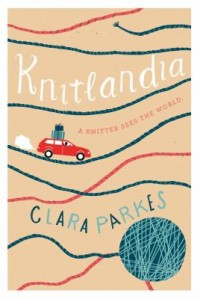 Book cover: Knitlandia av