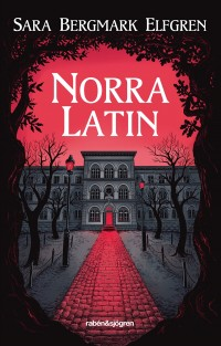 Book cover: Norra Latin av