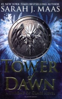 Omslagsbild: Tower of dawn av