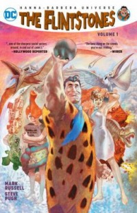 Omslagsbild: The Flintstones av