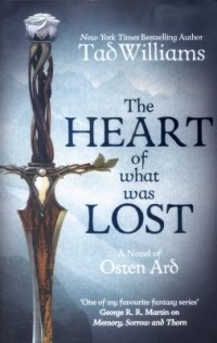 Omslagsbild: The heart of what was lost av