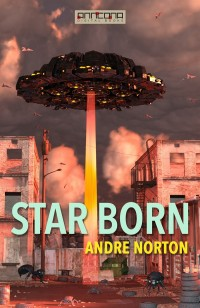 Book cover: Star born av
