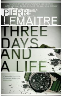 Omslagsbild: Three days and a life av