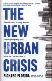 Book cover: New urban crisis av