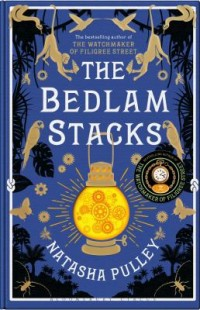 Omslagsbild: The Bedlam stacks av