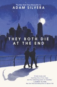 Omslagsbild: They both die at the end av