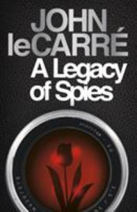 Book cover: A legacy of spies av