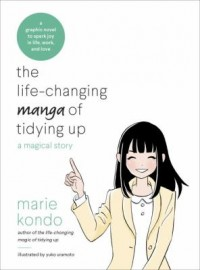 Omslagsbild: The life-changing manga of tidying up av