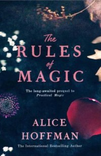 Book cover: The rules of magic av