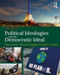 Book cover: Political ideologies and the democratic ideal av