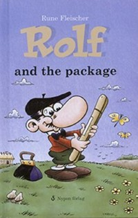 Omslagsbild: Rolf and the package av