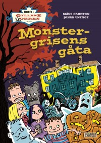 Book cover: Monstergrisens gåta av