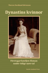 Book cover: Dynastins kvinnor av