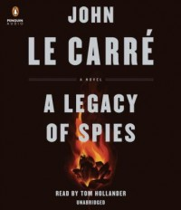 Omslagsbild: A legacy of spies av