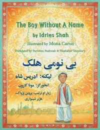 Book cover: The boy without a name av