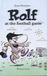Omslagsbild: Rolf at the football game av