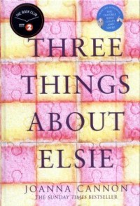 Omslagsbild: Three things about Elsie av