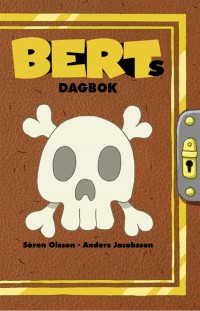 Book cover: Berts dagbok av