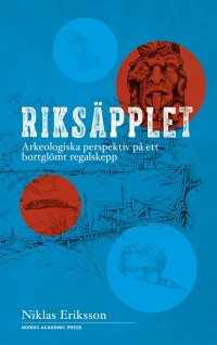 Book cover: Riksäpplet av