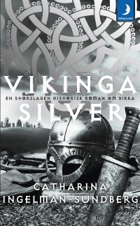 Book cover: Vikingasilver av