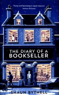 Omslagsbild: The diary of a bookseller av