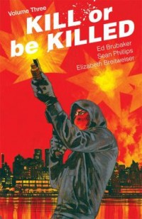 Omslagsbild: Kill or be killed av